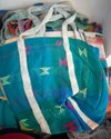 Vintage Kantha Bag