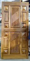 Sagwan Wood Doors