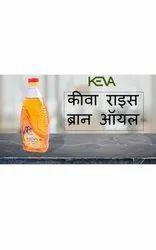 Keva Rice Bran Oil, Lowers Cholesterol, Rich In Vitamin
