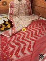 Hand Woven Exclusively Dhakai Jamdani Sarees
