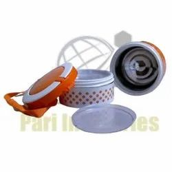 OEM BRANDING Pp Insulated Tiffin, For Anywhere, Capacity: 200gms
