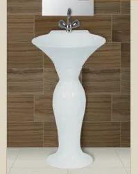 Ceramic Plain Designer Wash Basin