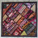 Khambadia Patchwork Indian Cushions
