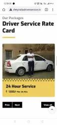 24 Hours Driver Service Available