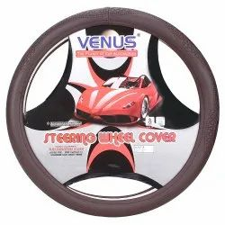 embossed designer steering cover different  size available