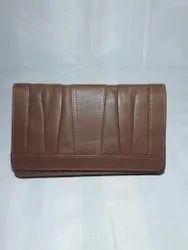 Pattern Ladies Leather wallets