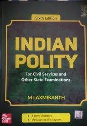 M Laxmikanth English Indian Polity