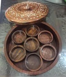 Wooden Dry frout Box