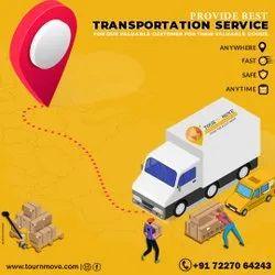 Pune-Siliguri Transportation Services