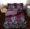 3d Flower Printed Double Bed Sheet in Panipat