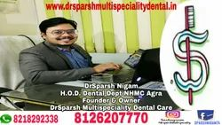 Physical Consultant Dental Check Ups, Agra