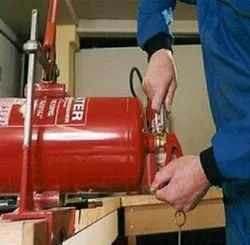 Dry Powder Fire Extinguisher manufacture