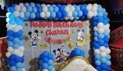 Birthday Party Decorators in Delhi