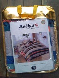 Single bed comforter