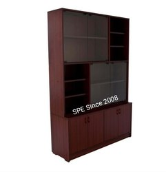 SPEMP002 Wooden Bookshelf
