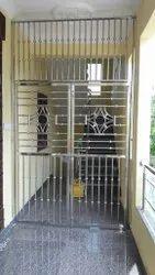 Jindal Steel Simple Doors
