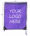 Polyster Drawstring Bags