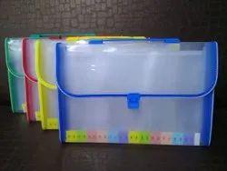 MUNIRAJ Plastic Expanding Bag