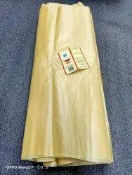 Pure Tassar Silk Fabric