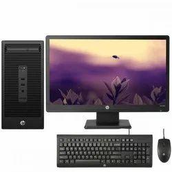 Windows 10 HP 406 Microtower Desktop PC, Screen Size: 20, Intel Core I5