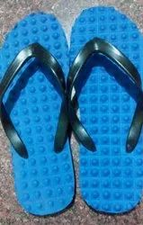Rubber Hawaii Medical Slippers