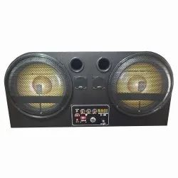 Black 12inch N-155 TRACTOR MUSIC SYSTEM
