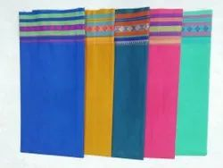 South Cotton Pure Handloom Sarees with blouse