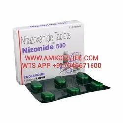 a nitazoxanid az oxiurust kezeli