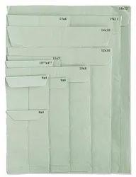 Cloth Lined Jali Paper Envelopes, For Office