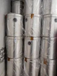 Silver Food Storage Container Aluminium Dibba (Wash), Round, Capacity: 10 To 18,19 To28