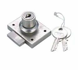 Iron Drawer Multipurpose Furniture Locks, Stainless Steel