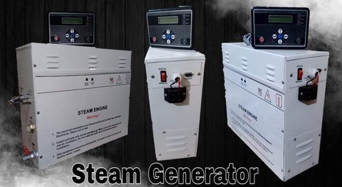 Mild Steel Steam Generator 4.5 Kw
