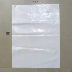 White Soap Packaging Bags