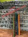 Plastic 4 Feet Wooden Mop Stick