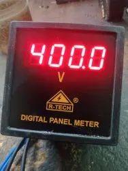 Digital Volt Amp Meter