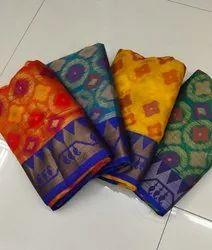 6.3 m (with blouse piece) Festive Wear Banarasi Silk Saree