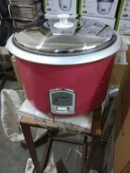 Longer Rc2.8 Electric Rice Cooker, 700, Red