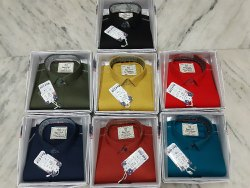 Matty Plain Cotton Shirt