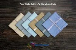 Light Medium Color Handkerchiefs