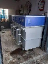Automatic 99% Servo Stabilizer, 415 V, 330_470 V
