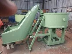 Heavy Duty Concrete Pan Mixer Machine