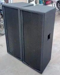 Dj 12 Dual Speaker Sound System