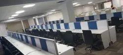 Linear Modular Office Furniture