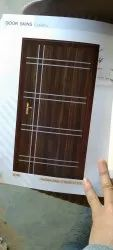 Bhutan boad Laminated Flash Door, For Home, Size/Dimension: 36*78
