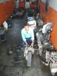 Scooty Repairing Service