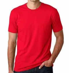 Unisex Half Sleeve Cotton T Shirt