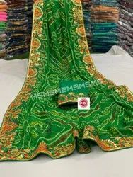 Gota Patti Heavy Work Sarees