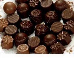Home Made Bitter Dark Nutty Chocolate