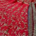 Designer Embroidery Lehenga