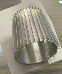 MKI Cover or Frame Aluminium Motor Body
